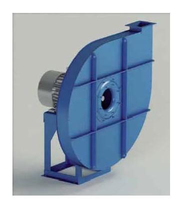 Ventiladores industriales VAPC-P