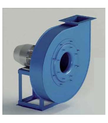 Ventiladores industriales VAPG-P
