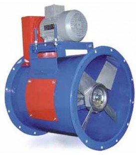 Ventiladores industriales EF-T