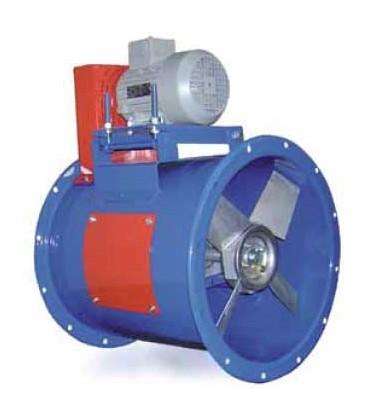 Ventiladores industriales EF/T