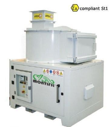 Filtro de alta presión PULSOTRONIC