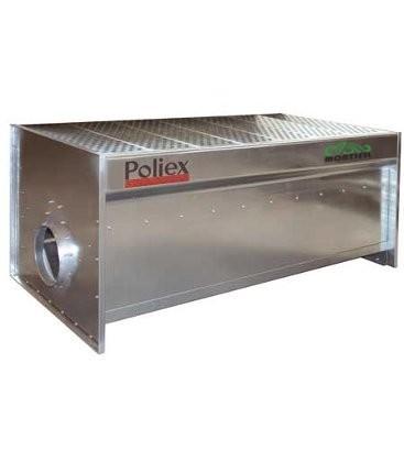 Mesa de aspiación Poliex